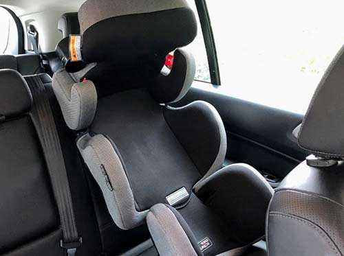 Rent a car Athens child seat