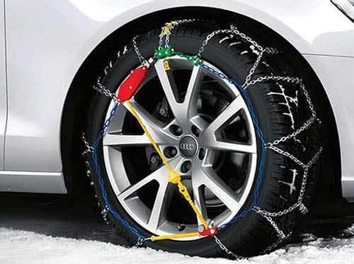 Rent a car Athens snow chains